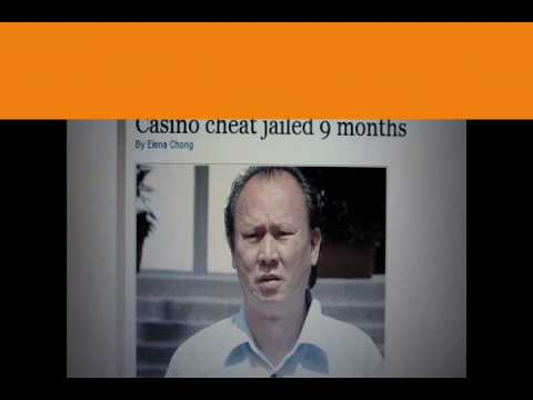 Singapore First Casino Cheat Jailed 9 Months