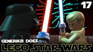 "LEGO STAR WARS The Complete Saga Ep 17 - ""Luke, I"