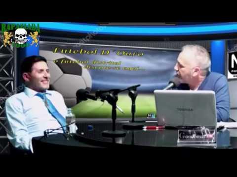 Entrevista Vitor Catão Gondomar FM - 25 Março 2019