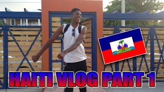 HAITI VLOG 1: HOUSE TOUR + MEGA LIT EDITING