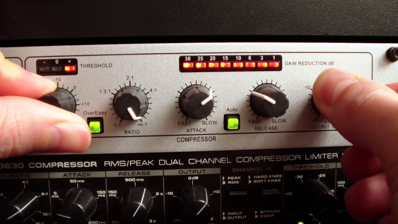 Vocal Compressor Pedals | 5 Best Vocal Compression