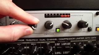 Video dbx 266xs Compressor download MP3, 3GP, MP4, WEBM, AVI, FLV Agustus 2018