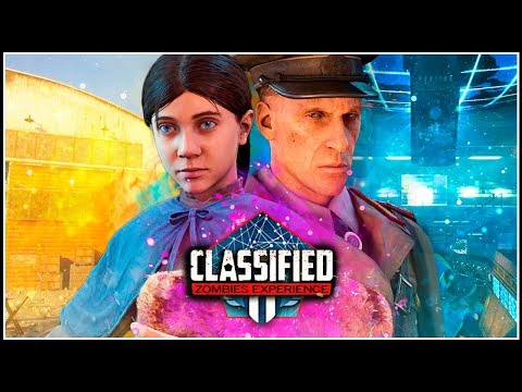 CLASSIFIED FILTRADO!! || Historia, Perks, Pack-A-Punch... (Call of Duty Black Ops 4 Zombies) thumbnail