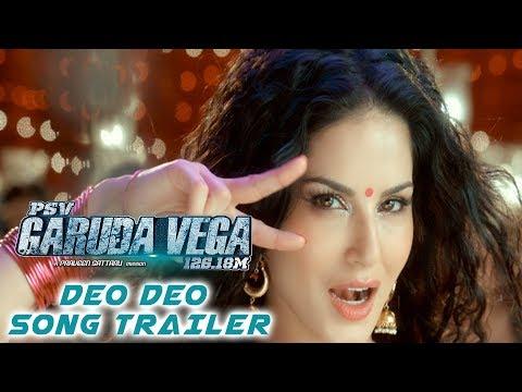 Deo Deo Song Trailer | Garuda Vega Movie | Rajasekhar, Pooja Kumar, Sunny Leone | Praveen Sattaru