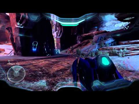 Halo 5: Sword of Sanghelios Gameplay Capture - Official