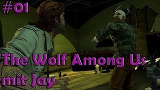 The Wolf Among Us # 01 - Aufs Maul «» Let