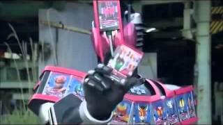 Kamen Rider Decade Teribikun World
