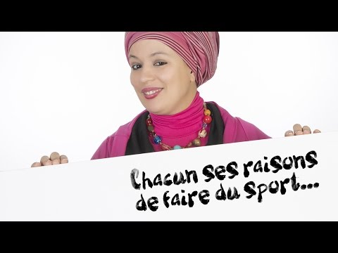 chacun ses raisons de faire du sport samia orosemane youtube. Black Bedroom Furniture Sets. Home Design Ideas