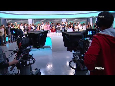Històric informatiu migdia de Canal Nou RTVV dirigit pels treballadors (6/11/13)