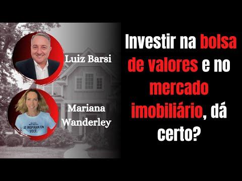 Investir na bolsa de valores e no mercado imobiliário, dá certo?