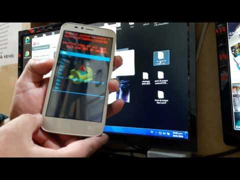 Huawei Y625 Hard Reset (Desbloqueo de Patrón)