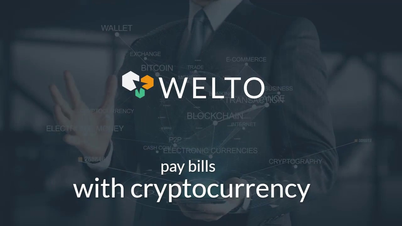 how to pay bills with cryptocurrency