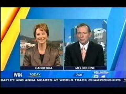 Tony Abbott & Julia Gillard Flirting