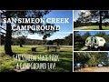San Simeon State Park ~ San Simeon Creek Campground ~ A Campground Fav!