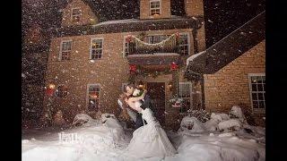 Christian Slater's Wedding