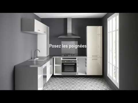 comment monter un meuble de cuisine en kit atelierdum doovi. Black Bedroom Furniture Sets. Home Design Ideas