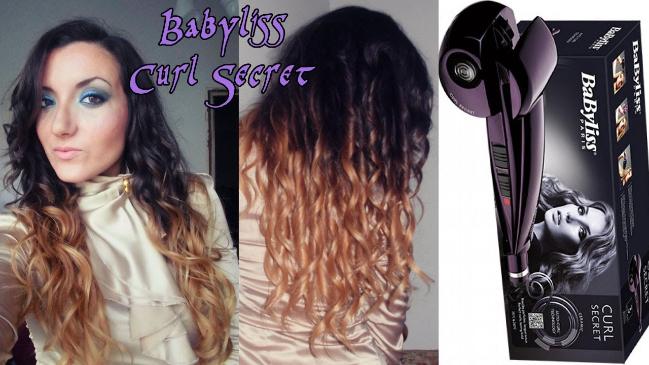 Capelli ricci babyliss for My secret case srl