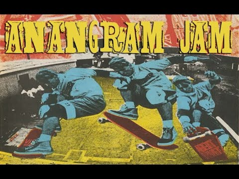 Anagram Jam - Andy Votel & Richard Pryor