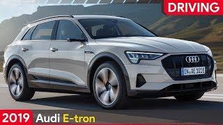 2019 Audi E-tron ► Drive & Charging
