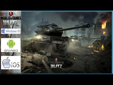 world of tanks blitz windows 10 mod