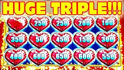OH BABY A HUGE TRIPLE!!!  GIMME GIMME GIMME!!