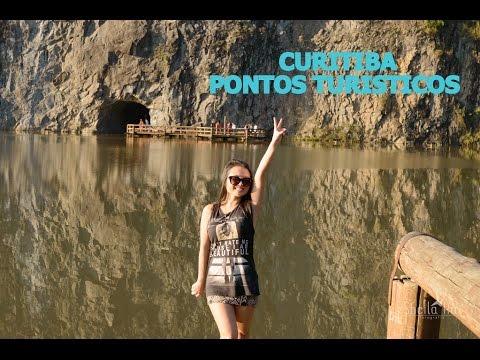 CURITIBA - 7 pontos turisticos que você deve conhecer
