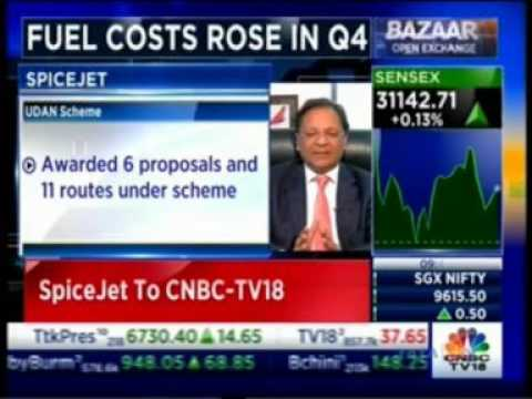 SpiceJet CMD Ajay Singh talks to CNBC TV18 about launch of new flights under the regional scheme