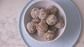 Jam-Packed Breakfast Balls