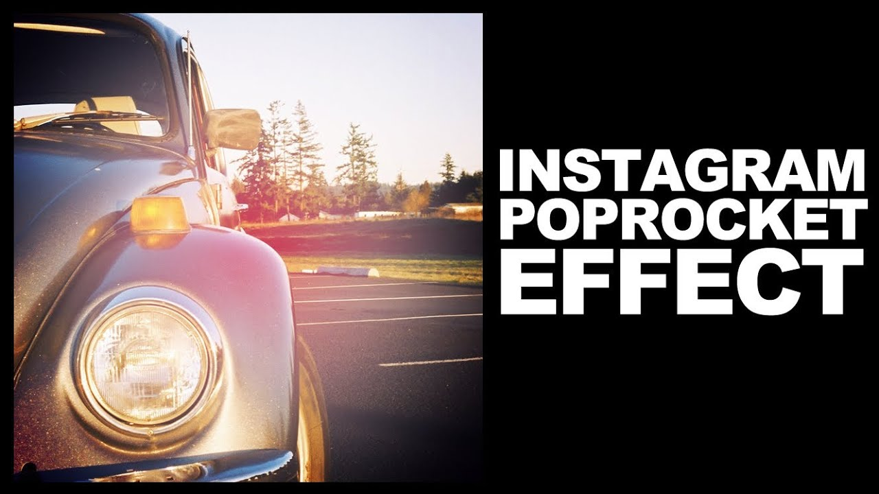 How to create the poprocket instagram filter effect in photoshop how to create the poprocket instagram filter effect in photoshop tutorial ccuart Gallery