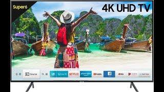 Samsung NU6100 125cm 50 inch Ultra HD 4K LED Smart TV UA50NU6100KXXL UA50NU6100KLXL