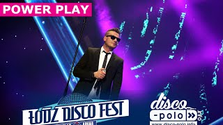 Power Play - Łódź Disco Fest 2015 (Disco-Polo.info)