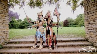 DoKomi 2013 Cosplay Video