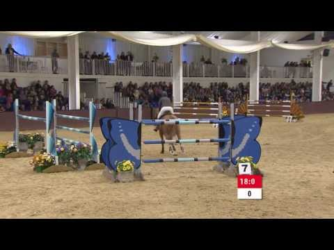 Showjumping - Laura Renwick's Grand Prix Winning Round