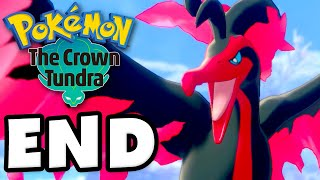 Pokemon Sword and Shield: The Crown Tundra - Gameplay Walkthrough Part 4 - Legendary Birds! Ending!