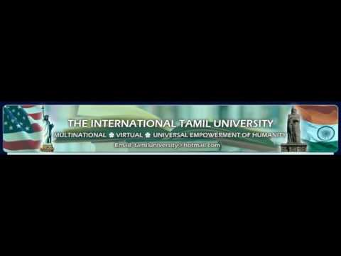 International Tamil University
