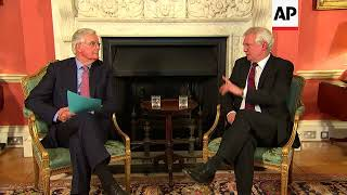 Barnier warns time has come for UK to make a choice on customs union