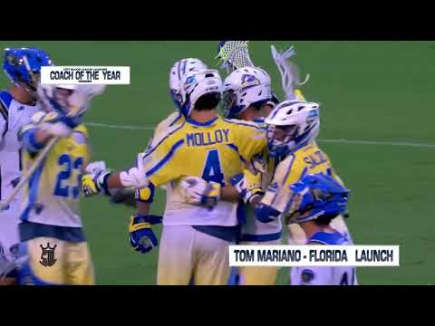 Brine Coach of the Year Nominee - Tom Mariano