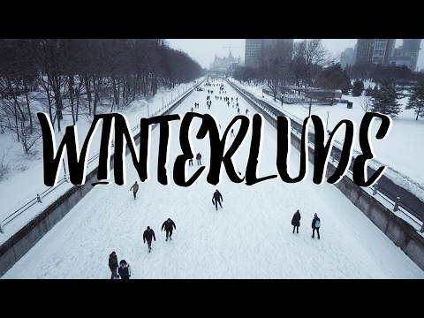 Winterlude in Ottawa