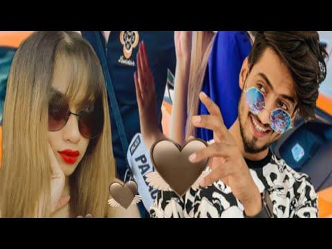 Fainat Dance  Mr Faisu And Jannat Zubair Siti Maar Song