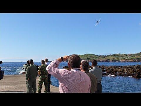 Exercício conjunto de busca e salvamento no mar - Terceira Dimensão 946