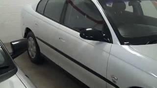 Holden Commodore (2002) Videos
