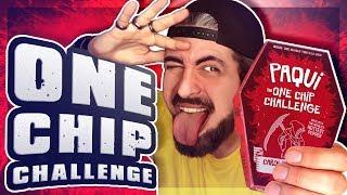 Reto PICANTE MORTAL!  🌶️🔥 One Chip Challenge 😱