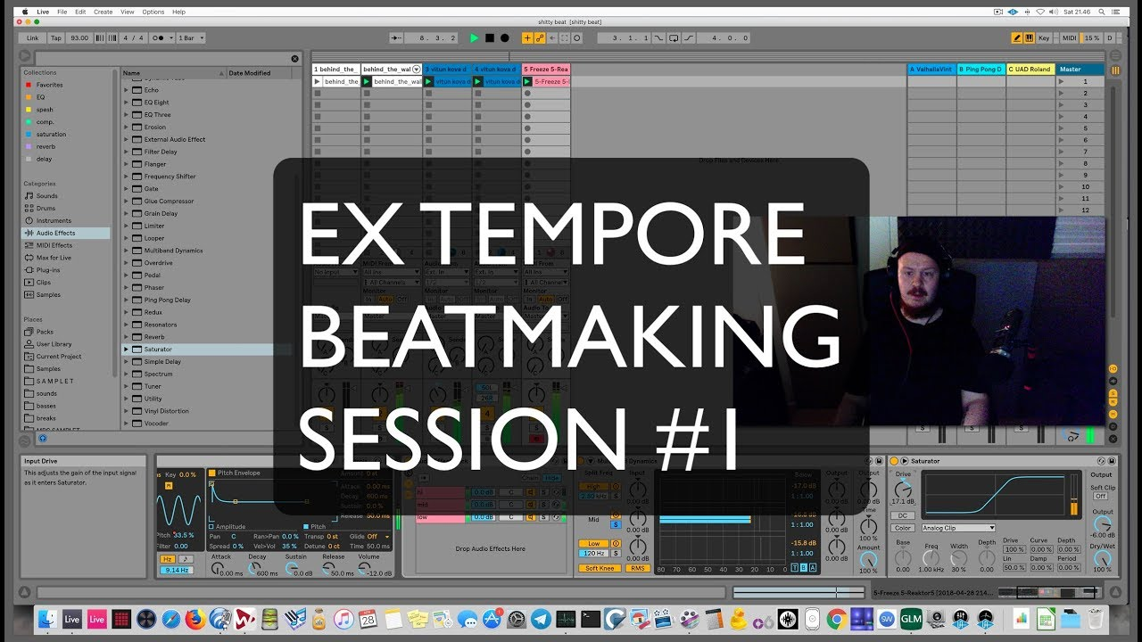Akai MPC Forums - Ex tempore beatmaking session [VIDEO