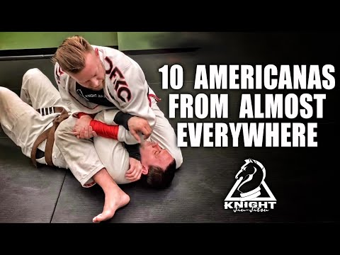 10 Americanas for Almost Everywhere | Jiu-Jitsu Submission Essentials