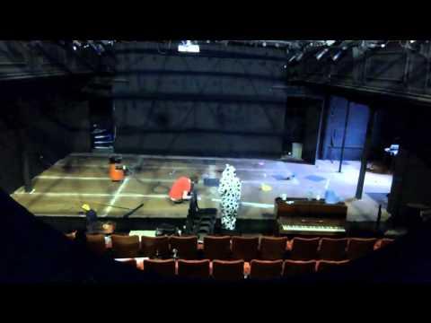 Bedlam Theatre Stage Reskin 2013