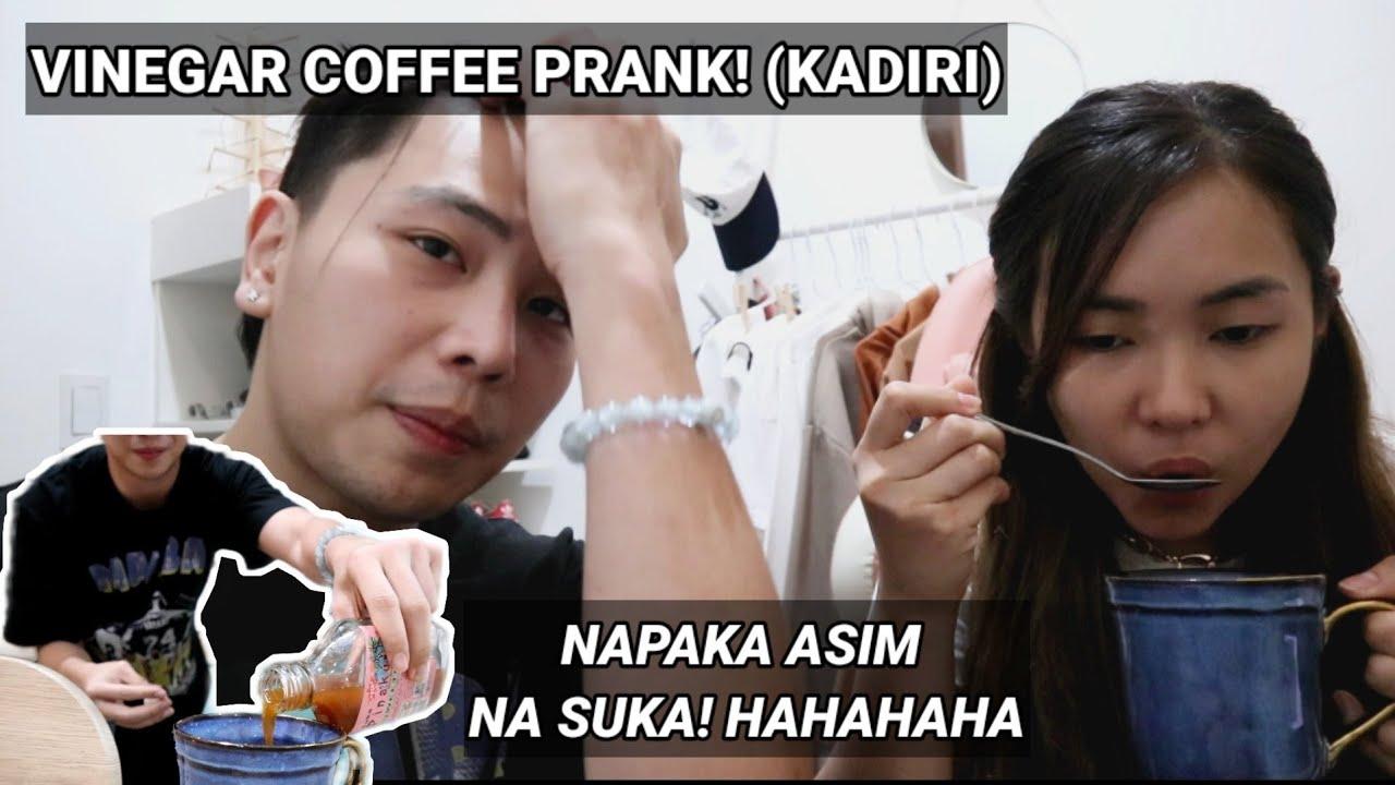 VINEGAR COFFEE PRANK (JaiGa)