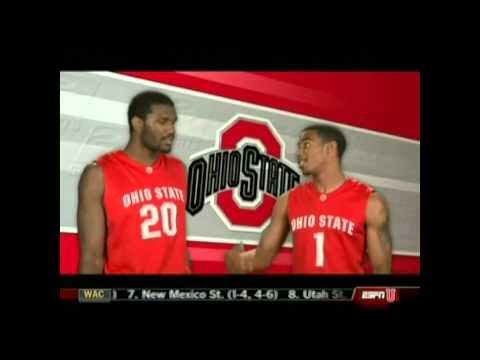 College Hoops 2K8 Commercial with Greg Oden & Mike Conley