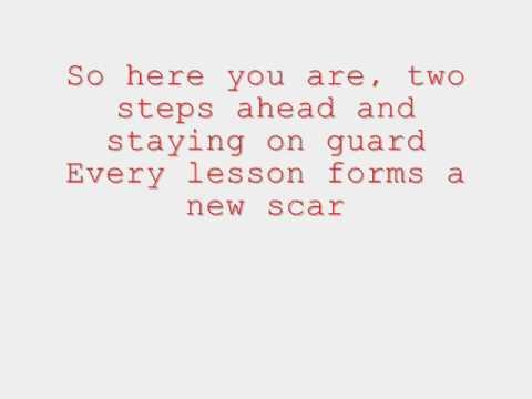 Eyes Open-Taylor Swift (lyrics)