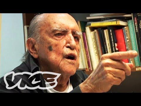 建築家 Oscar Niemeyer インタビュー - Oscar Niemeyer 101