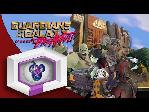 Disney Infinity: Guardians of the Galaxy- Mission: BREAKOUT!